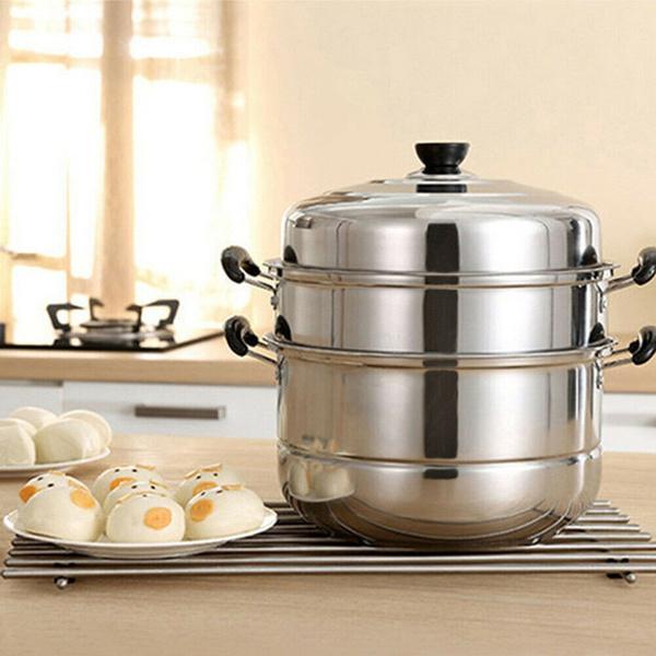 Steel, Kitchen & Dining, piroscafo, Cooker