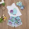 babygirltshirt, Fashion, kids clothes, laceedgeshort