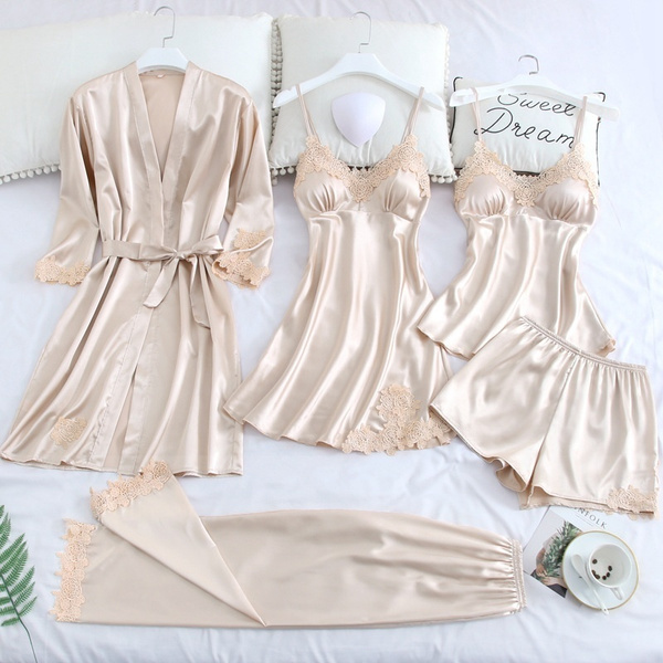 breathablepyjama, satinpjset, lingeriepjset, nightgownset