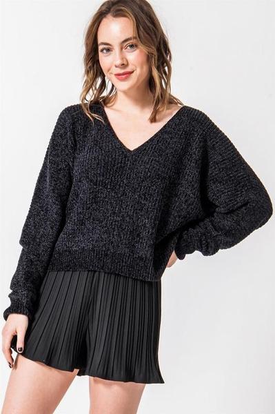 Sweaters, doublezero, Fashion, V-neck