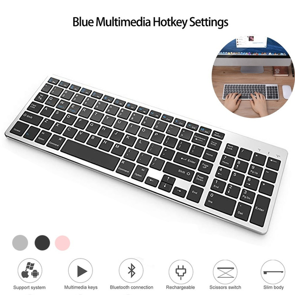 btwirelesskeyboard, portable, withnumber, Keyboards