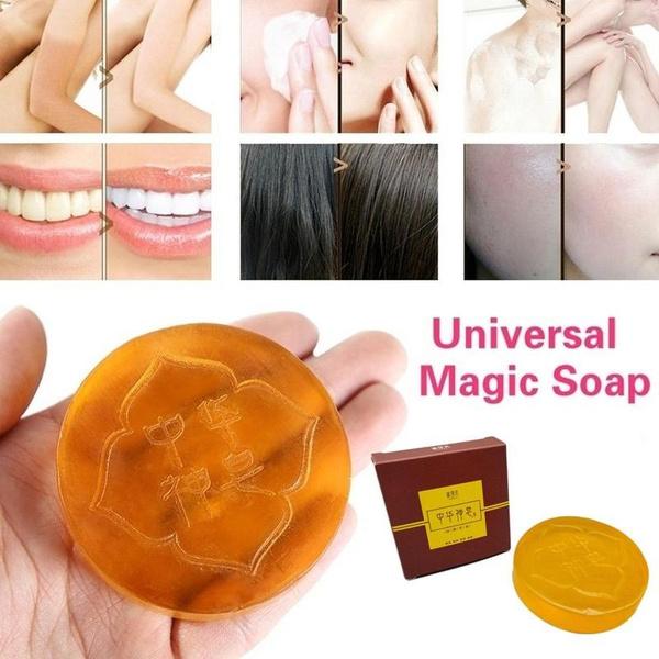 acnesoap, Bathroom Accessories, Magic, teethwhitening