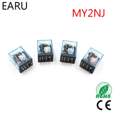 my2njrelay, relaycoil, led, Mini