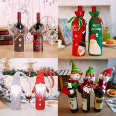 Decor, Christmas, Gifts, Gift Bags