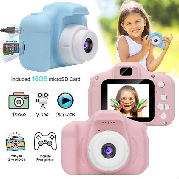 Mini, Rechargeable, kidcamera, Camera