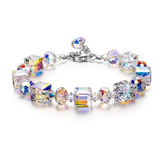 Crystal Bracelet, Fashion Accessory, Fashion, crystalbead