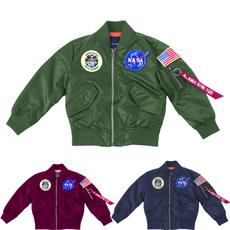 flightjacket, jackets for kids, Winter, jackets for girls