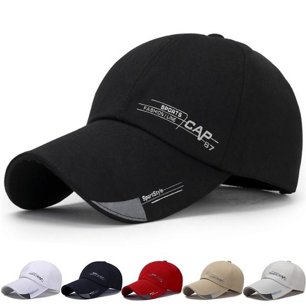 Baseball Hat, Adjustable Baseball Cap, Sport, men cap