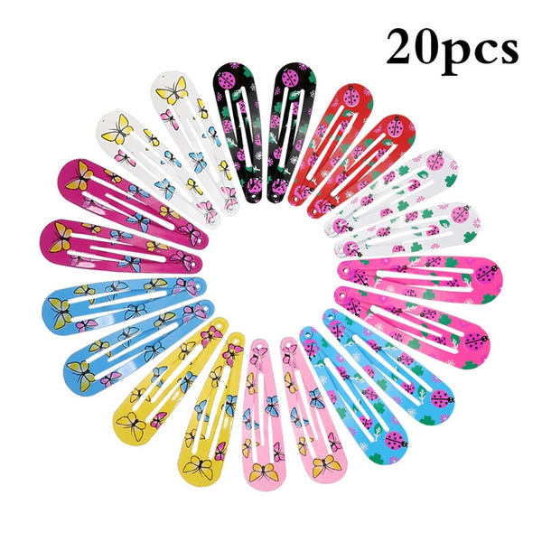 butterfly, cute, Colorful, hairclipsset