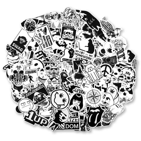 Stickers, Car Sticker, Laptop, phonesticker