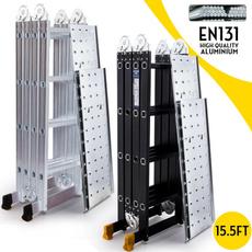 scaffolding, Aluminum, ladder, step