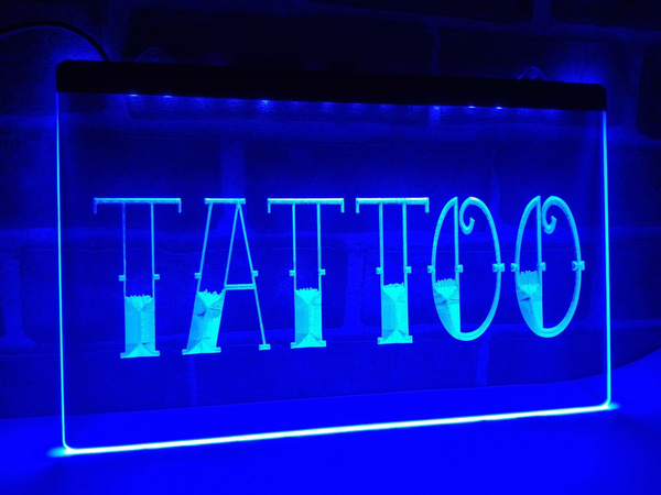 tattoo, 3dusbonoffswitchwire, led, 3dengraving
