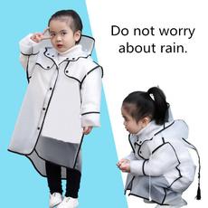 hooded, evarainwear, girlsraincoat, waterproofponcho