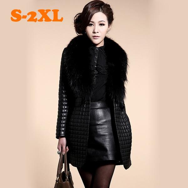 Sheep, Fashion, Cotton, Long Coat