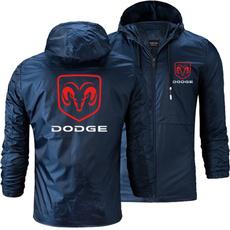 Dodge, dodgejacket, hooded, Spring