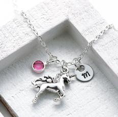 horse, pony, Jewelry, unicorn