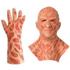 freddymask, Cosplay Costume, Horror, Masks