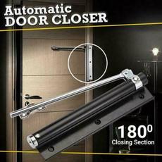 closer, Door, springautomaticclosing, hinge