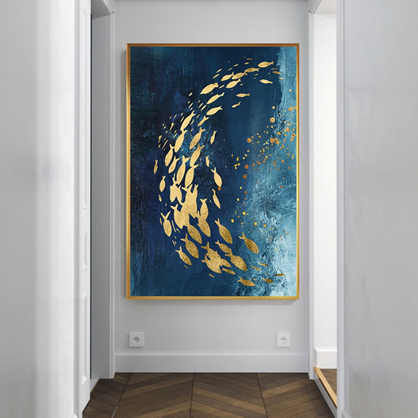Blues, canvasprint, posters & prints, art