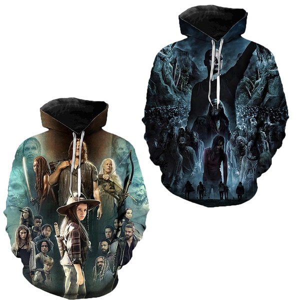 fearthewalkingdeadsweater, Fashion, walkingdead, Fashion Hoodies
