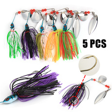 spinnerbait, basslure, bait, Bass
