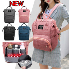Fashion, Capacity, maternitybag, Backpacks