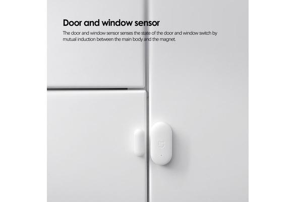 Zinniaya para Xiaomi Home Doors y Windows Sensores Smart Home Doors y Windows Sensores inductivos Repetidores Infrarrojos