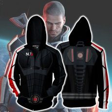 3D hoodies, Casual Hoodie, Cosplay, unisex