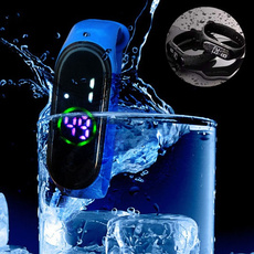 LED Watch, noctilucent, Touch Screen, Sport