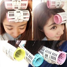 Hair Curlers, hairstyle, Fashion, bangscurler