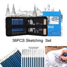 pencil, drawingamppaintingsupplie, art, Charcoal