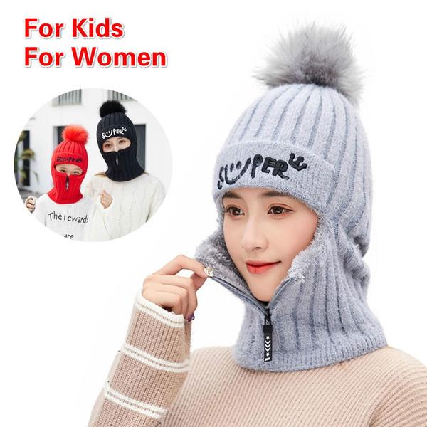 Beanie, zippercap, Winter, Hats