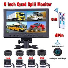 truckaccessorie, backupcamera, Monitors, Waterproof