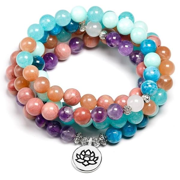 Blues, Summer, Yoga, Jewelry