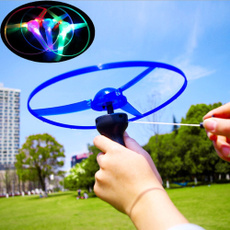 pulltheflyingsaucer, Outdoor, funnytoy, Colorful