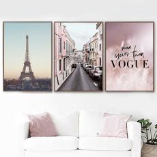 wallpictureforbedroom, pink, Wall Art, Home Decor