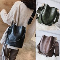 women bags, Shoulder Bags, Fashion, zipperbucketbag