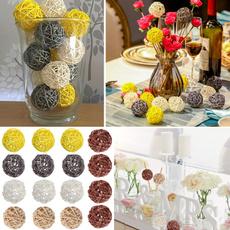 vasefiller, Christmas, house, Vases