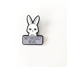 fashionbrooch, Pins, funnypin, gift_for_friend