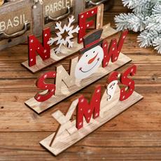 Mini, christmaswoodendecoration, Decor, Christmas