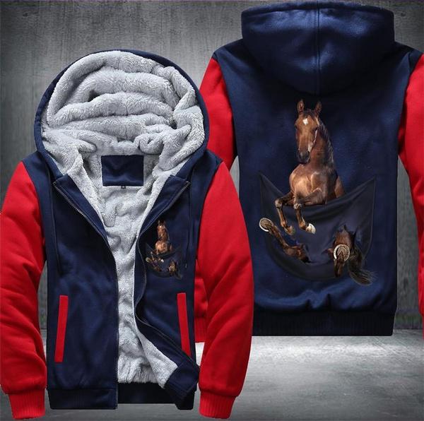 horsethickenhoodie, horse, Fashion, Winter