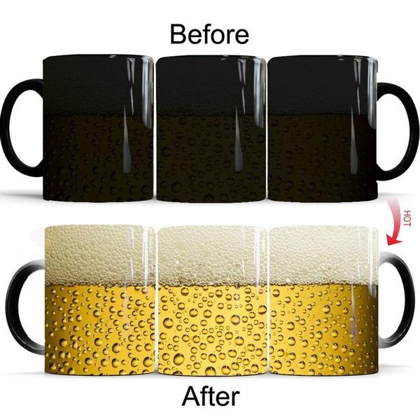 Coffee, Magic, Cup, Color