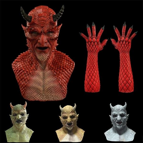 Cosplay, rpg, gamemask, Halloween