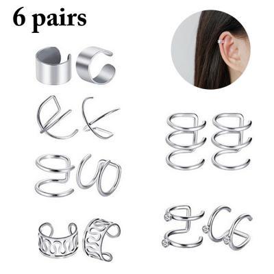 piercedearring, Steel, punk earring, Hoop