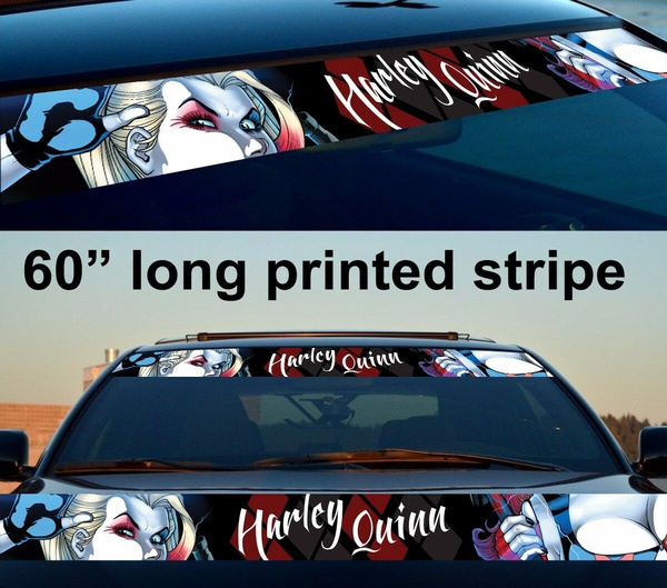 harleyquinn, Cars, Stickers, Decal