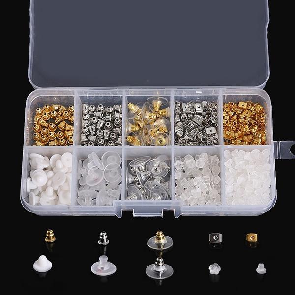 Earring Backs, diyjewelry, Jewelry, Assorted