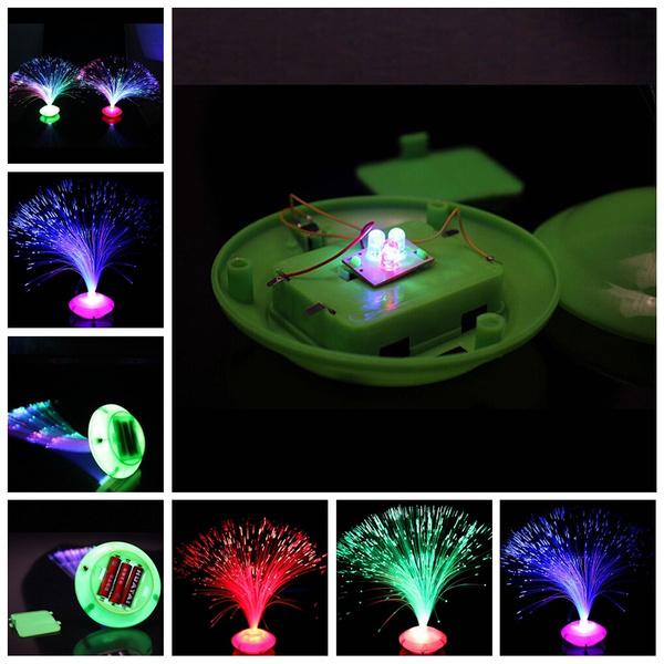 Fiber, Night Light, Home Decor, motionsensornightlight