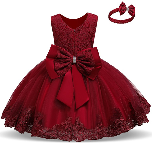 Lace, red dresses, Sweets, Dress