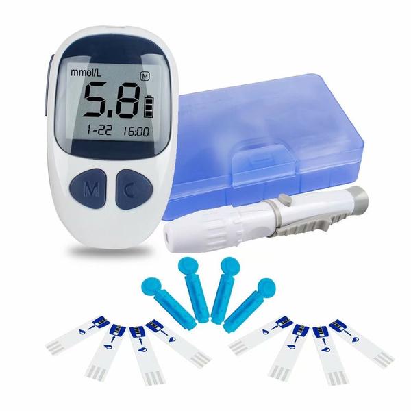 bloodlancet, bloodglucosemeter, Monitors, teststrip
