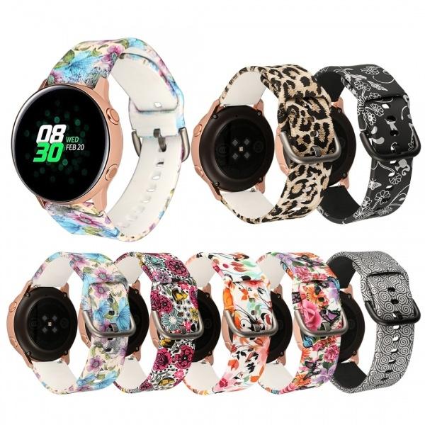 samsungwatchband, Jewelry, Floral, amazfitbip